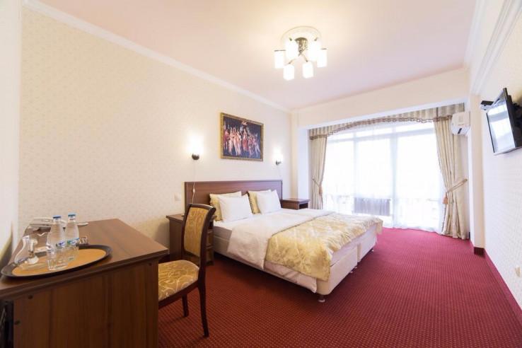 Pogostite.ru - ANI Boutique Hotel | Олимпийский парк Сочи | Черное море | Парковка #26