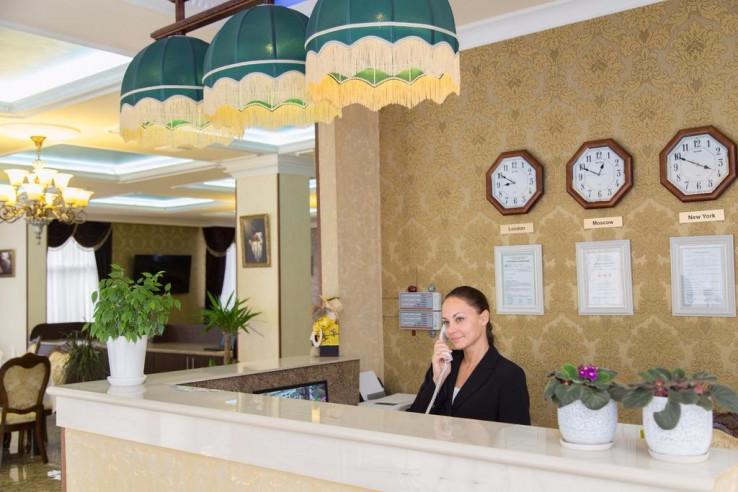 Pogostite.ru - ANI Boutique Hotel | Олимпийский парк Сочи | Черное море | Парковка #10