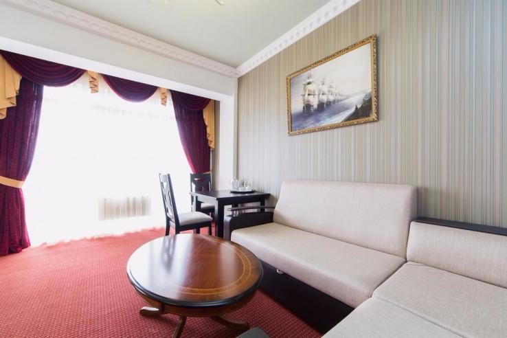 Pogostite.ru - ANI Boutique Hotel   Олимпийский парк Сочи   Черное море   Парковка #17
