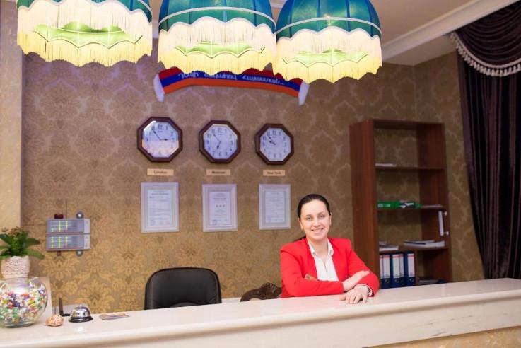 Pogostite.ru - ANI Boutique Hotel | Олимпийский парк Сочи | Черное море | Парковка #9
