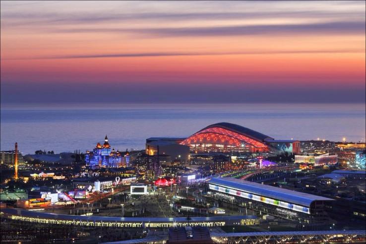 Pogostite.ru - ANI Boutique Hotel   Олимпийский парк Сочи   Черное море   Парковка #2