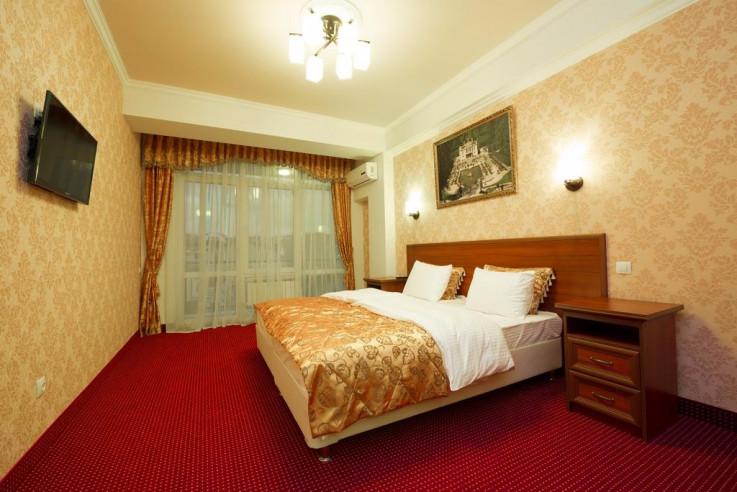Pogostite.ru - ANI Boutique Hotel   Олимпийский парк Сочи   Черное море   Парковка #25