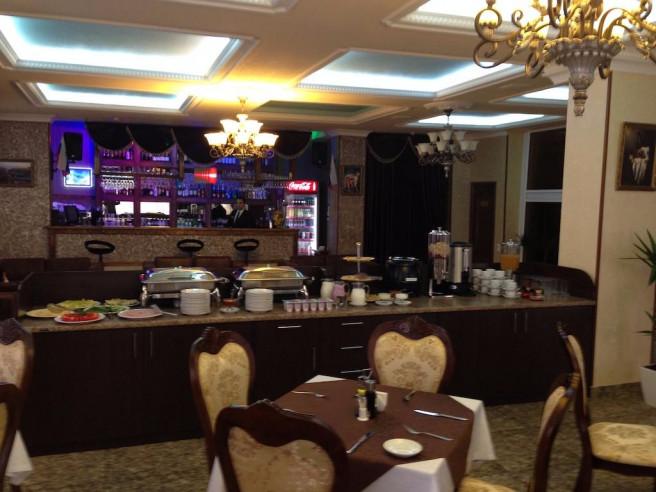 Pogostite.ru - ANI Boutique Hotel   Олимпийский парк Сочи   Черное море   Парковка #11