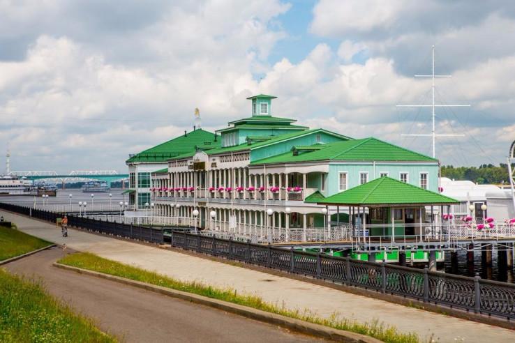 Pogostite.ru - Волжская Жемчужина | г. Ярославль | Парковка #2