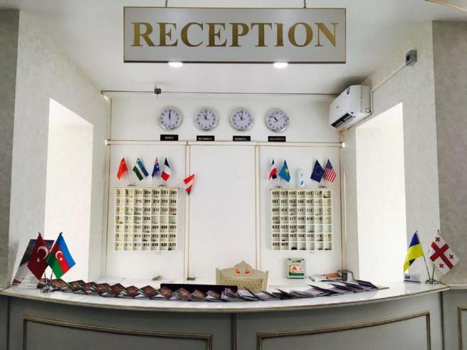Pogostite.ru - Рива | Riva Hotel | Баку | Парковка #4