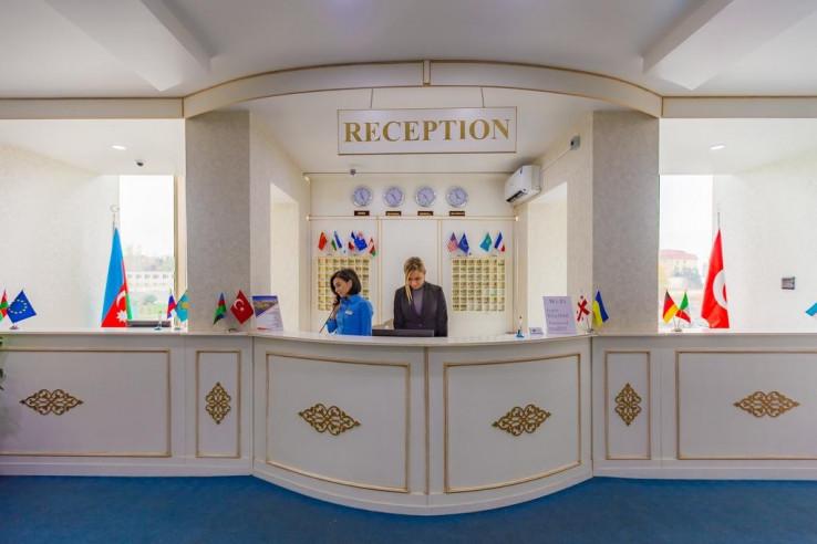 Pogostite.ru - Рива | Riva Hotel | Баку | Парковка #3