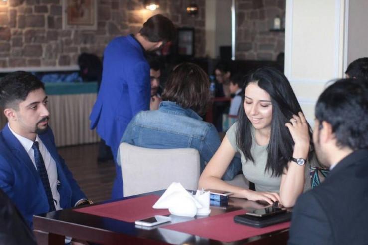 Pogostite.ru - Рива | Riva Hotel | Баку | Парковка #7