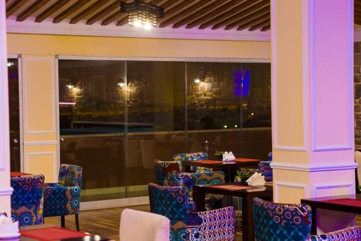 Pogostite.ru - Рива | Riva Hotel | Баку | Парковка #11