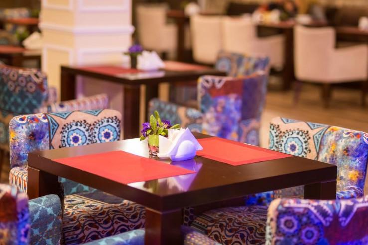 Pogostite.ru - Рива | Riva Hotel | Баку | Парковка #12