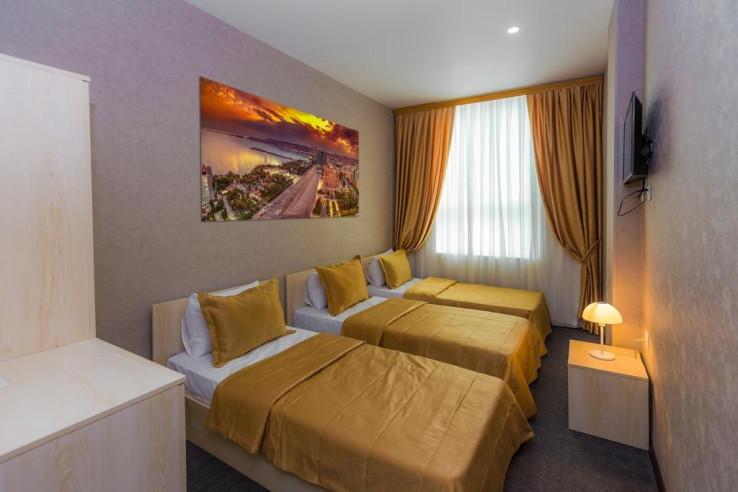 Pogostite.ru - Рива | Riva Hotel | Баку | Парковка #22