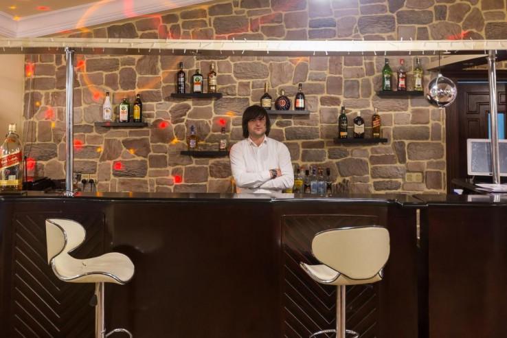 Pogostite.ru - Рива | Riva Hotel | Баку | Парковка #5