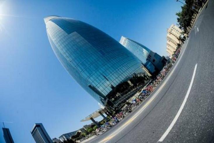 Pogostite.ru - Рива | Riva Hotel | Баку | Парковка #1