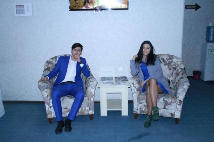 Pogostite.ru - Рива | Riva Hotel | Баку | Парковка #8
