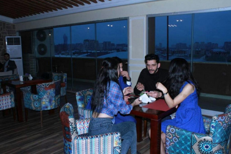 Pogostite.ru - Рива | Riva Hotel | Баку | Парковка #10
