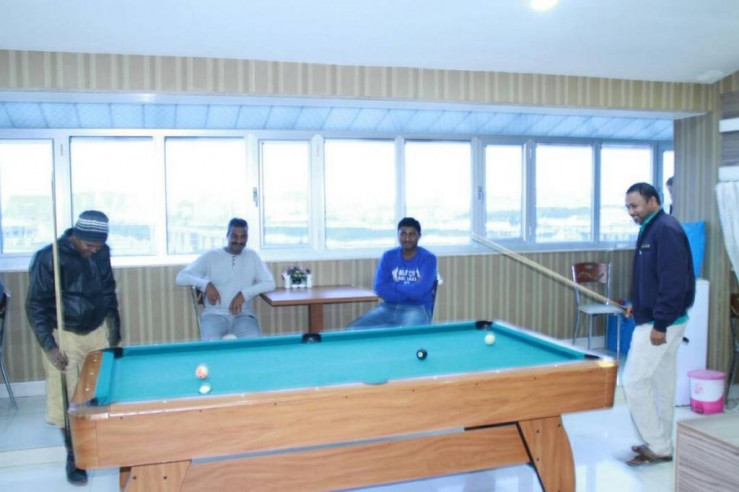 Pogostite.ru - Рива | Riva Hotel | Баку | Парковка #31