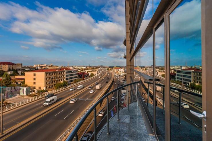 Pogostite.ru - Рива | Riva Hotel | Баку | Парковка #2