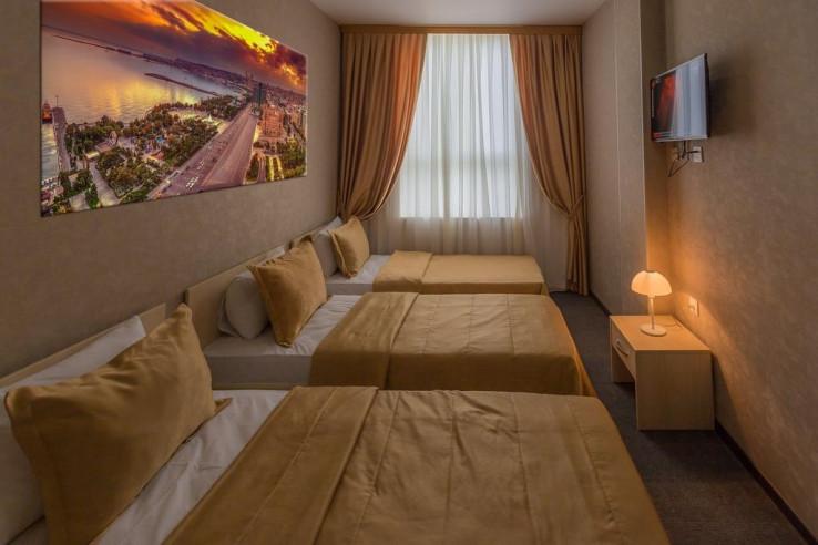 Pogostite.ru - Рива | Riva Hotel | Баку | Парковка #24