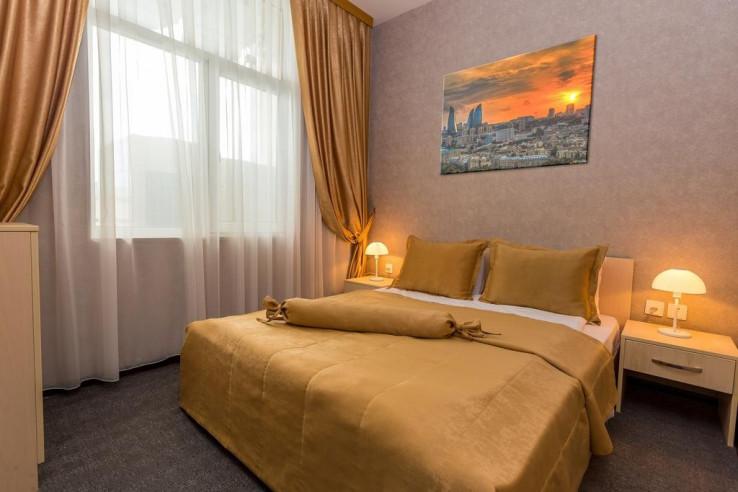 Pogostite.ru - Рива | Riva Hotel | Баку | Парковка #25