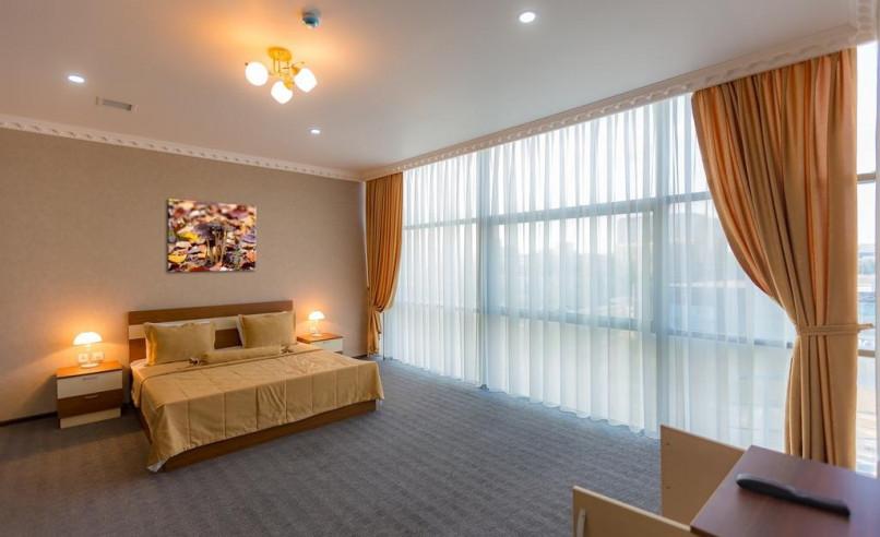 Pogostite.ru - Рива | Riva Hotel | Баку | Парковка #26