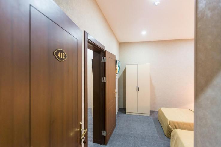 Pogostite.ru - Рива | Riva Hotel | Баку | Парковка #27