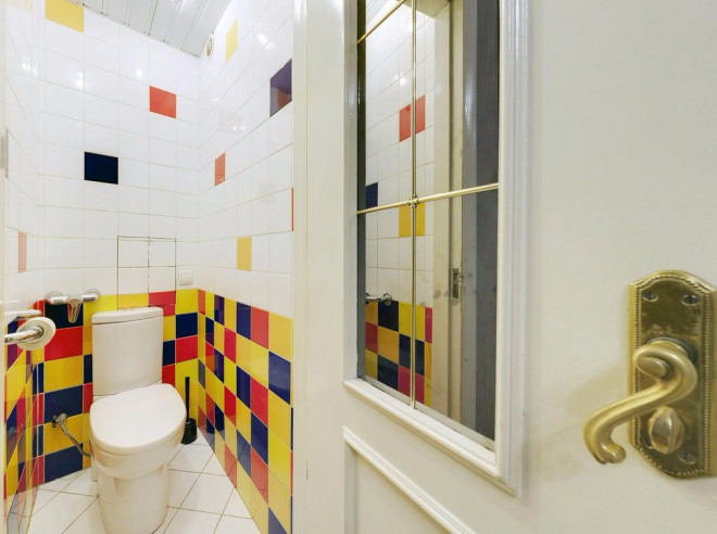 Pogostite.ru - Апартаменты Проспект Мира 182/2 - Apartment Prospekt Mira 182 | Москва | м. ВДНХ | Парковка #8