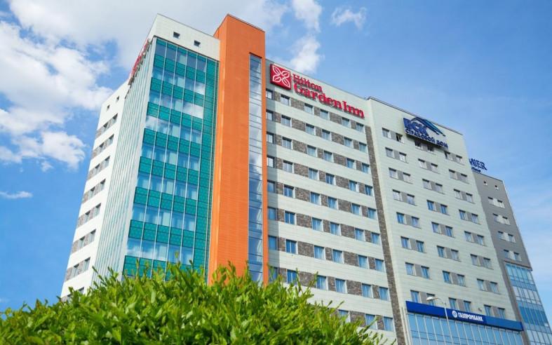 Pogostite.ru - Hilton Garden Inn Volgograd | Хилтон Гарден Инн Волгоград | Парковка #3