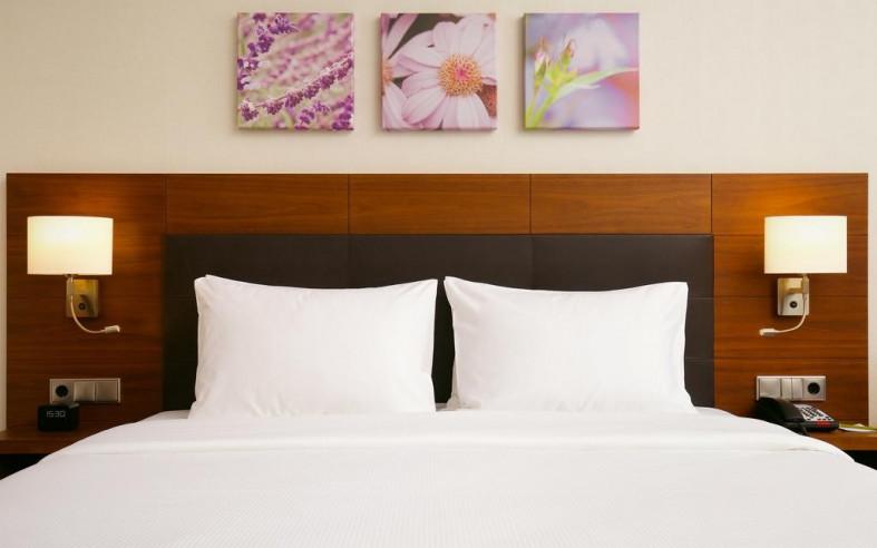 Pogostite.ru - Hilton Garden Inn Volgograd | Хилтон Гарден Инн Волгоград | Парковка #26