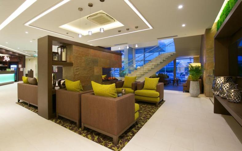 Pogostite.ru - Hilton Garden Inn Volgograd | Хилтон Гарден Инн Волгоград | Парковка #14