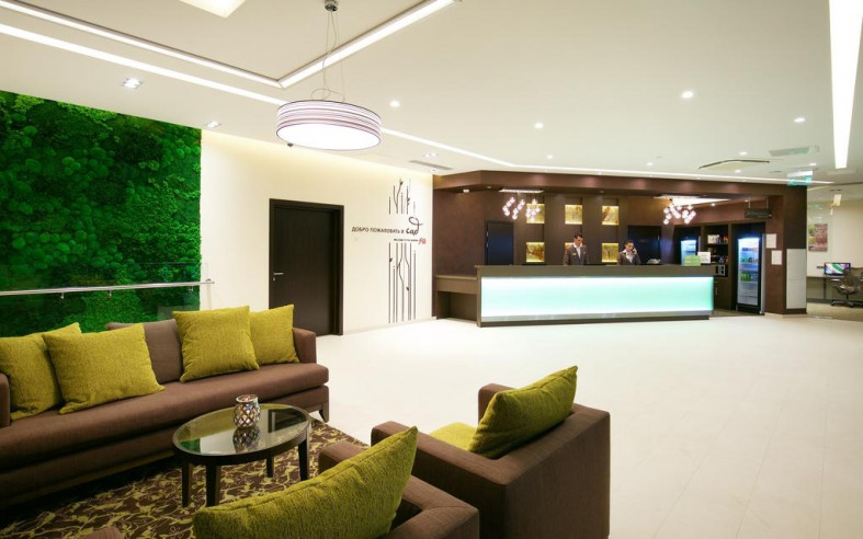 Pogostite.ru - Hilton Garden Inn Volgograd | Хилтон Гарден Инн Волгоград | Парковка #6