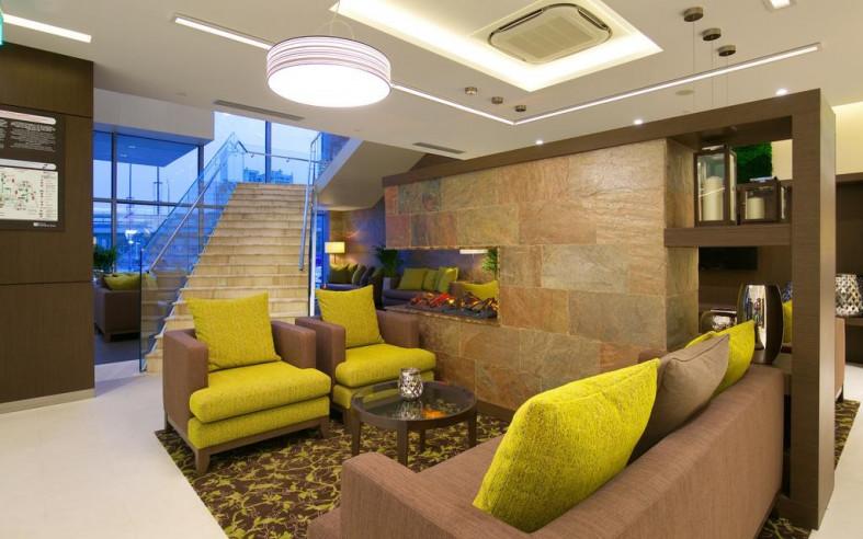 Pogostite.ru - Hilton Garden Inn Volgograd | Хилтон Гарден Инн Волгоград | Парковка #13