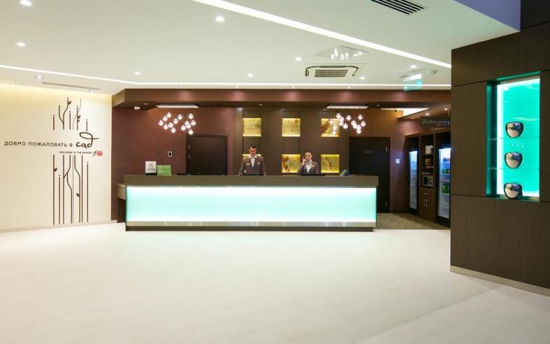 Pogostite.ru - Hilton Garden Inn Volgograd | Хилтон Гарден Инн Волгоград | Парковка #5