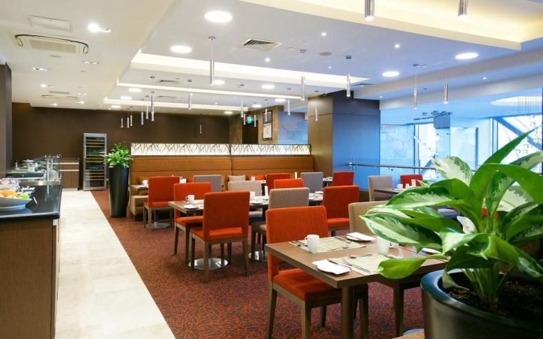 Pogostite.ru - Hilton Garden Inn Volgograd | Хилтон Гарден Инн Волгоград | Парковка #15