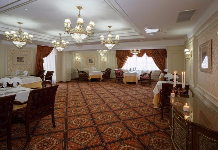 Pogostite.ru - Гранд-отель Видгоф | Челябинск | Парковка | Баня #11