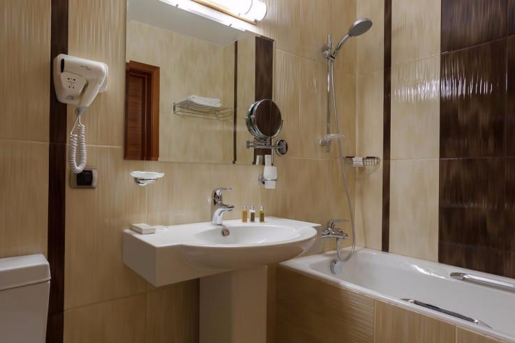 Pogostite.ru - Гранд-отель Видгоф | Челябинск | Парковка | Баня #28