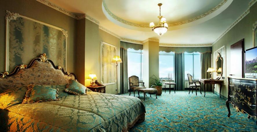 Pogostite.ru - Гранд-отель Видгоф | Челябинск | Парковка | Баня #26