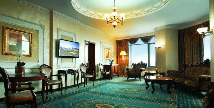 Pogostite.ru - Гранд-отель Видгоф | Челябинск | Парковка | Баня #27