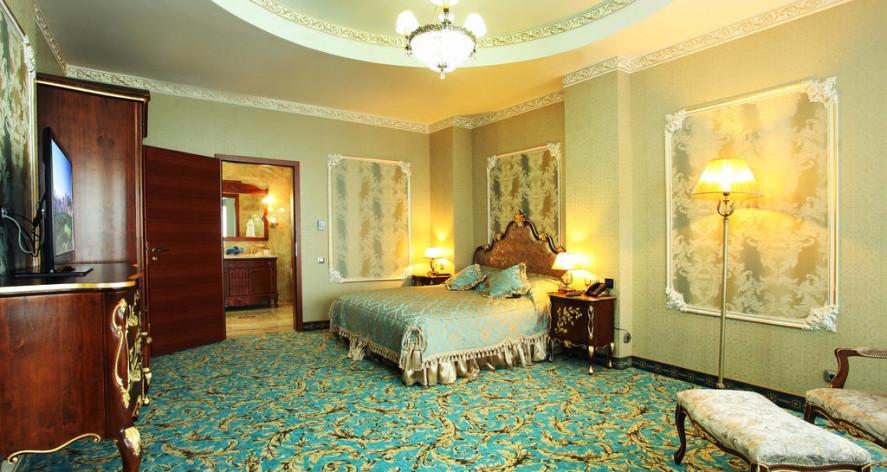 Pogostite.ru - Гранд-отель Видгоф | Челябинск | Парковка | Баня #13