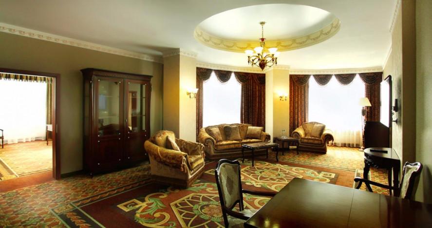 Pogostite.ru - Гранд-отель Видгоф | Челябинск | Парковка | Баня #14