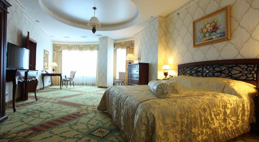 Pogostite.ru - Гранд-отель Видгоф | Челябинск | Парковка | Баня #15