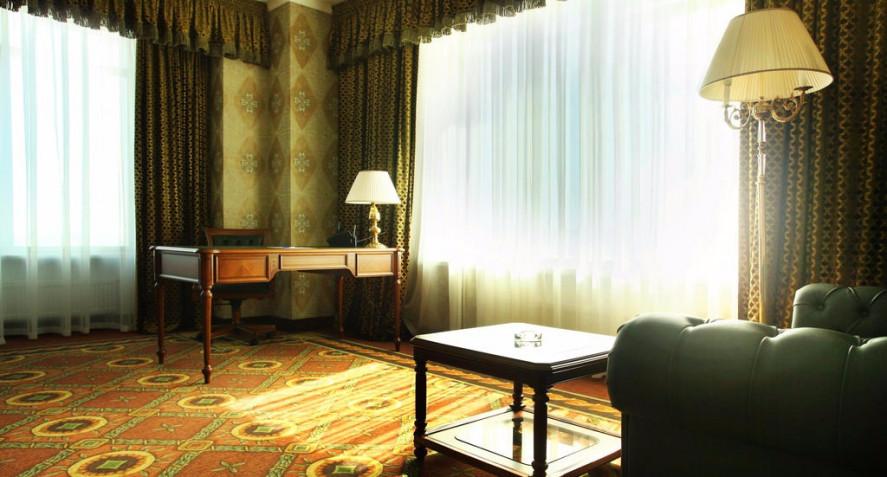 Pogostite.ru - Гранд-отель Видгоф | Челябинск | Парковка | Баня #16