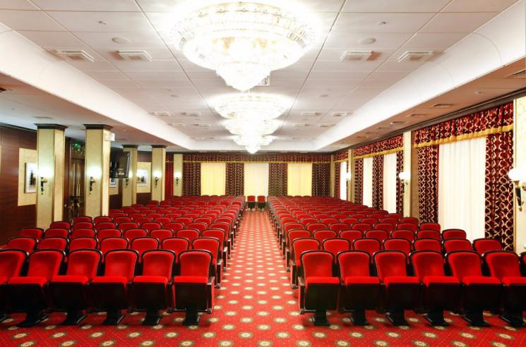 Pogostite.ru - Гранд-отель Видгоф | Челябинск | Парковка | Баня #42