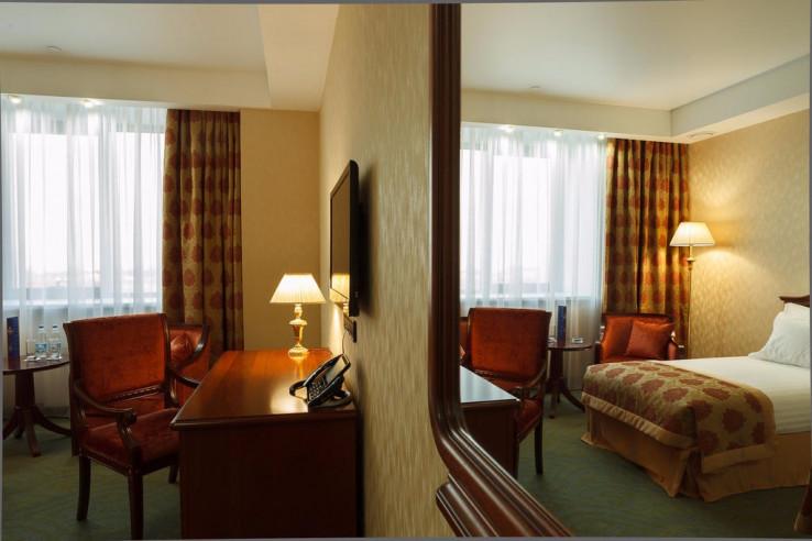 Pogostite.ru - Гранд-отель Видгоф | Челябинск | Парковка | Баня #23