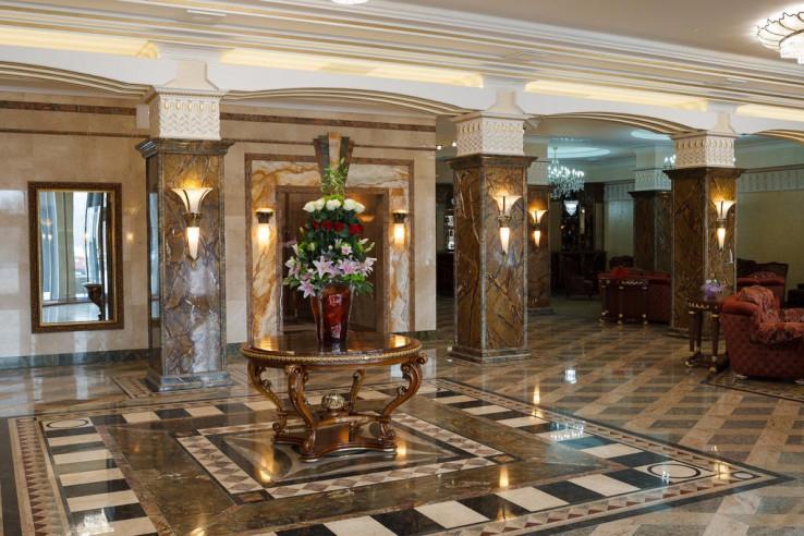 Pogostite.ru - Гранд-отель Видгоф | Челябинск | Парковка | Баня #5