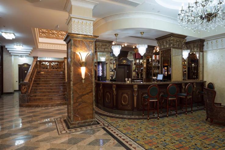 Pogostite.ru - Гранд-отель Видгоф | Челябинск | Парковка | Баня #3