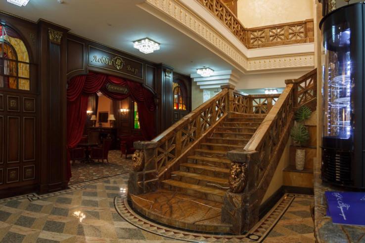 Pogostite.ru - Гранд-отель Видгоф | Челябинск | Парковка | Баня #4