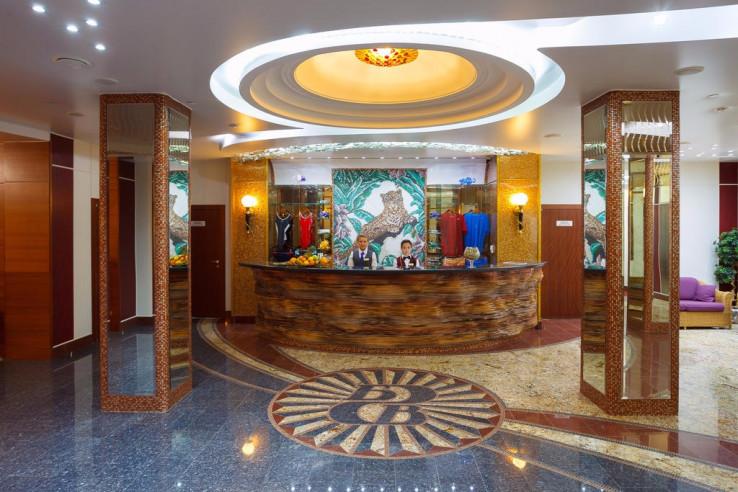 Pogostite.ru - Гранд-отель Видгоф | Челябинск | Парковка | Баня #2