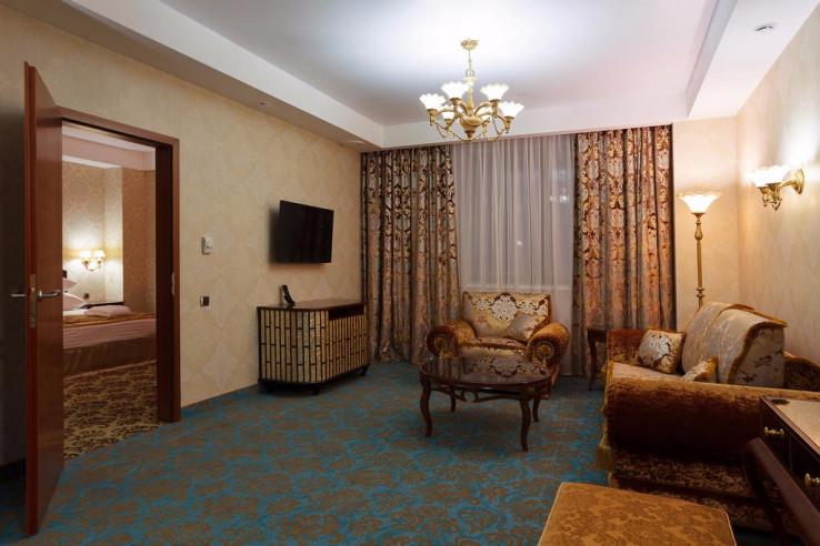 Pogostite.ru - Гранд-отель Видгоф | Челябинск | Парковка | Баня #17