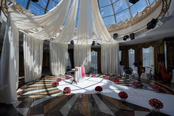 Pogostite.ru - Гранд-отель Видгоф | Челябинск | Парковка | Баня #7