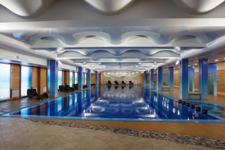 Pogostite.ru - Гранд-отель Видгоф | Челябинск | Парковка | Баня #39
