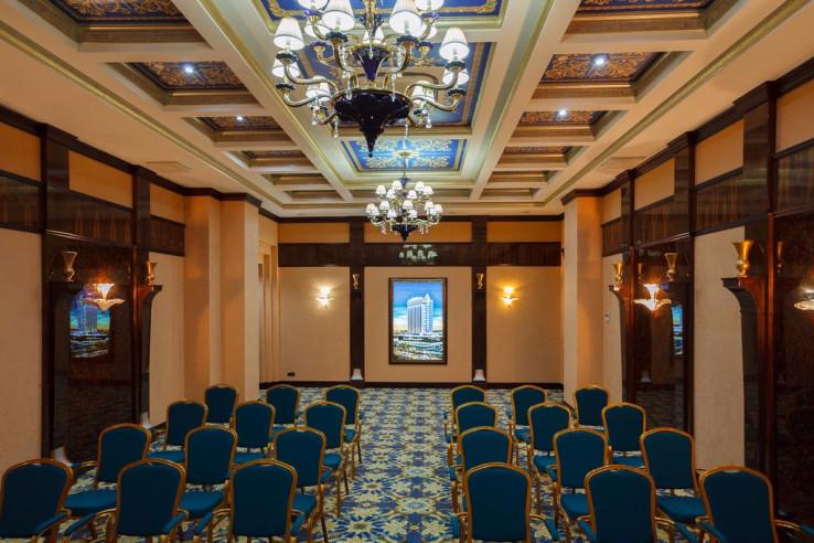 Pogostite.ru - Гранд-отель Видгоф | Челябинск | Парковка | Баня #43